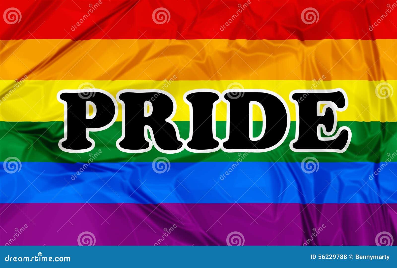 Homosexuelles Pride Flag