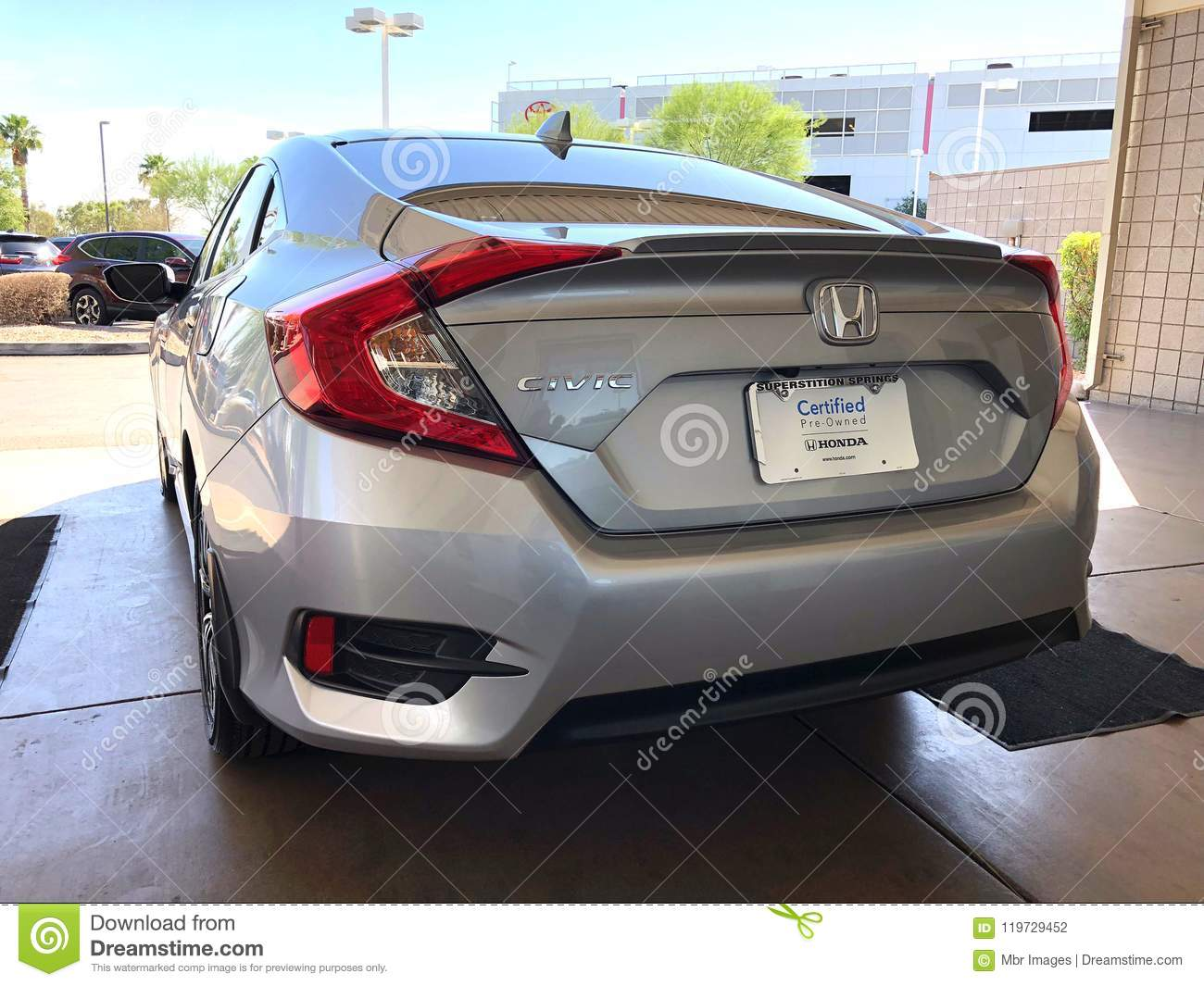 Honda Dealership Az >> Honda Car Dealership Editorial Photography Image Of Bluetooth