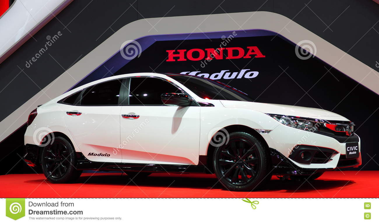 The 2016 Honda Civic Modulo