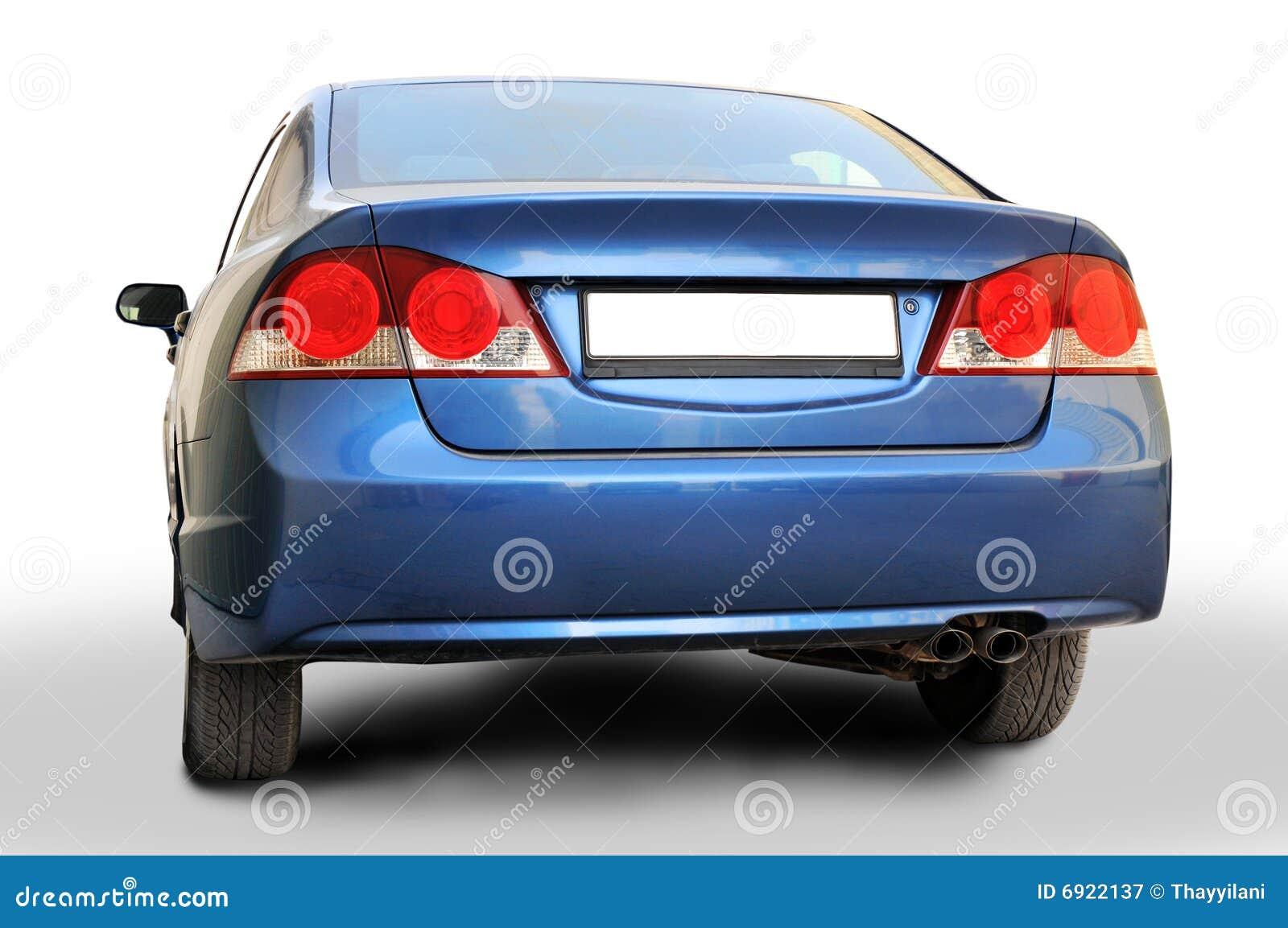 Honda Civic - posterior