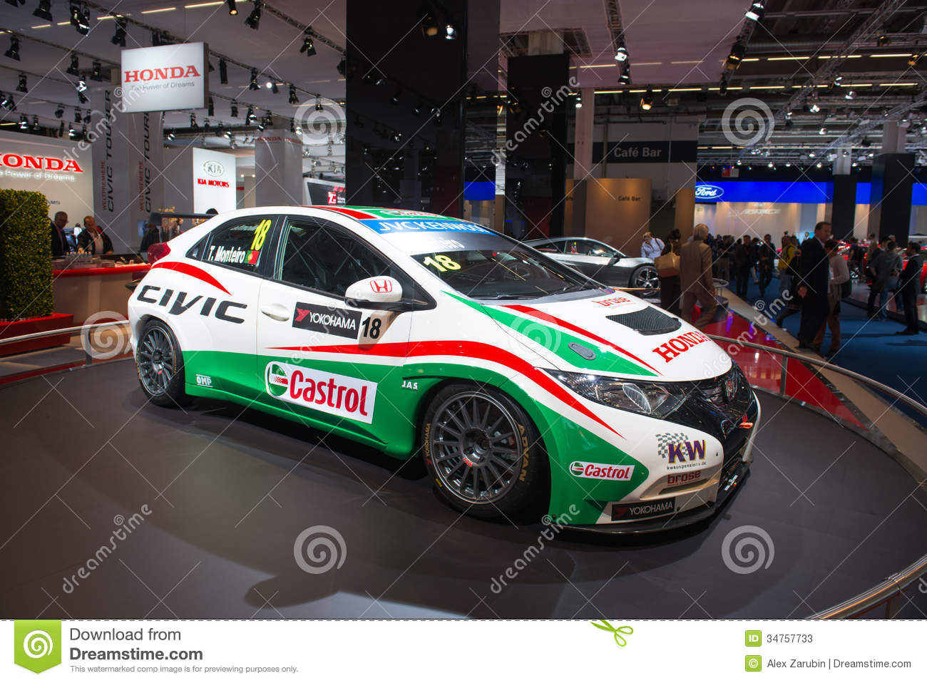 Captivating Download Honda Civic Racing Car Editorial Stock Photo. Image Of Brand    34757733. Download Comp