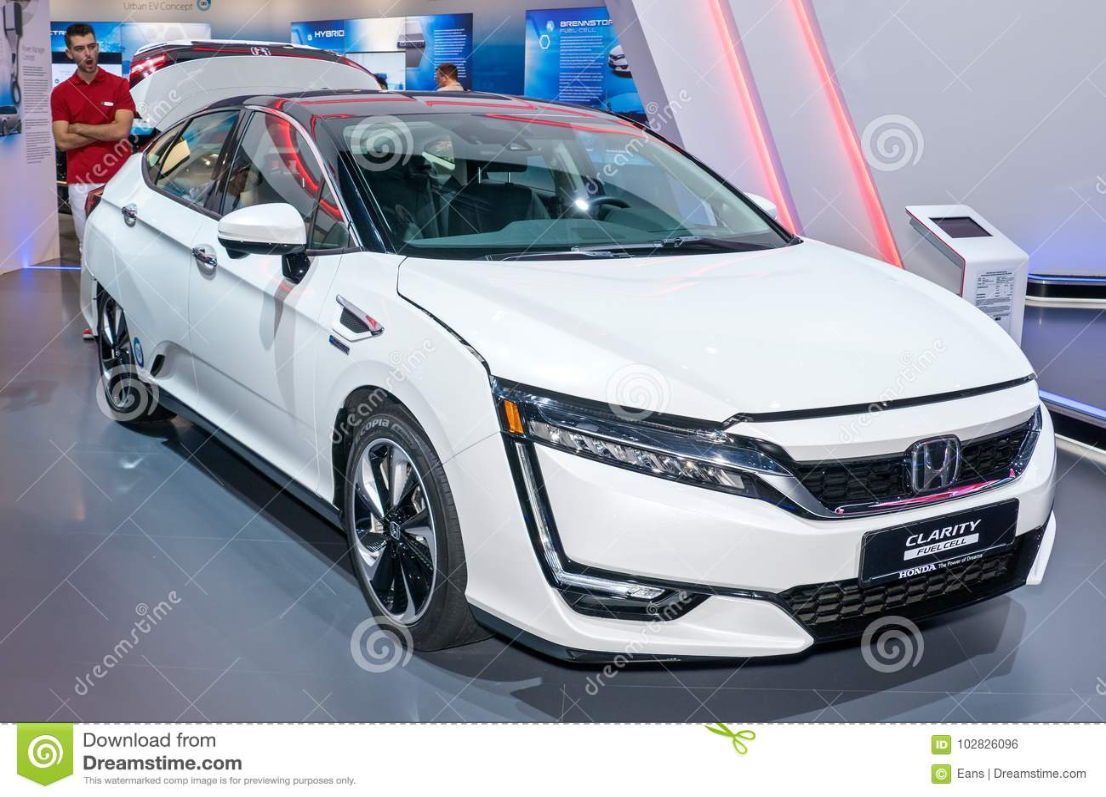 Honda-de Cel van de Duidelijkheidsbrandstof