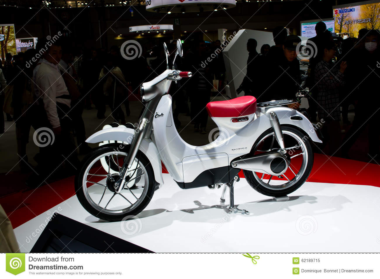 Honda ev cub scooter editorial image image of battery 62189715 download comp publicscrutiny Choice Image