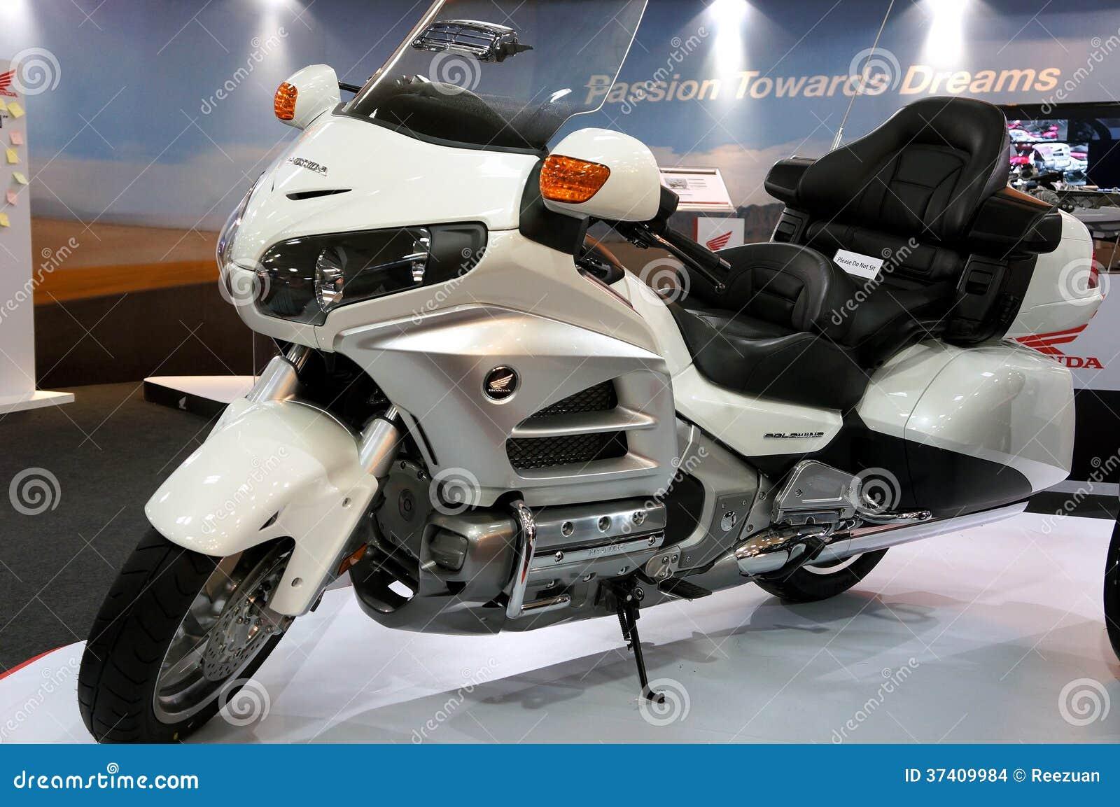 Honda Goldwing 1800cc Editorial Stock Image Image Of Fair 37409984