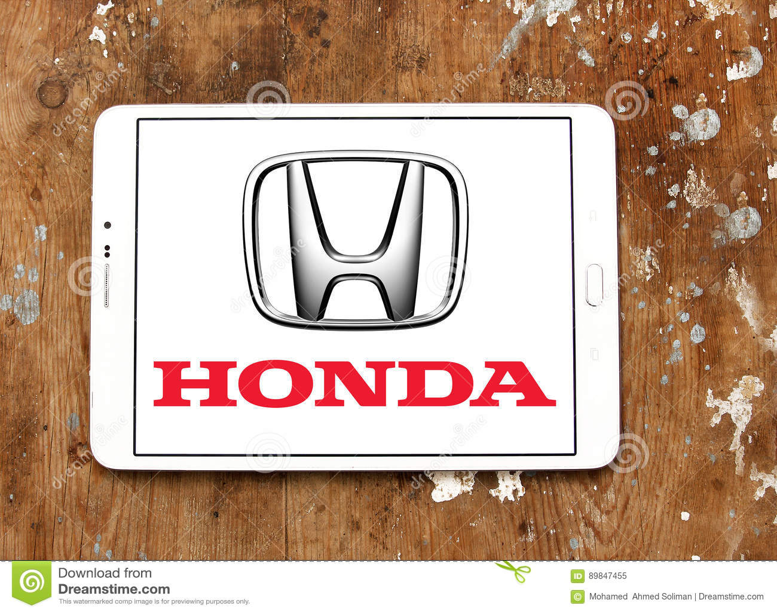 Honda Logo Editorial Image Of Porsche Brand Company