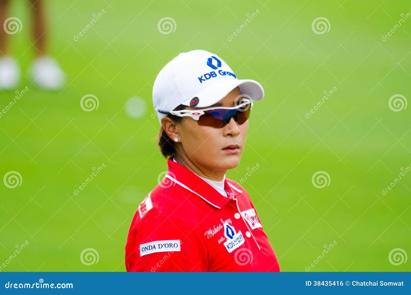 23: Se Ri Pak golfer from South Korea in Honda LPGA Thailand 2014
