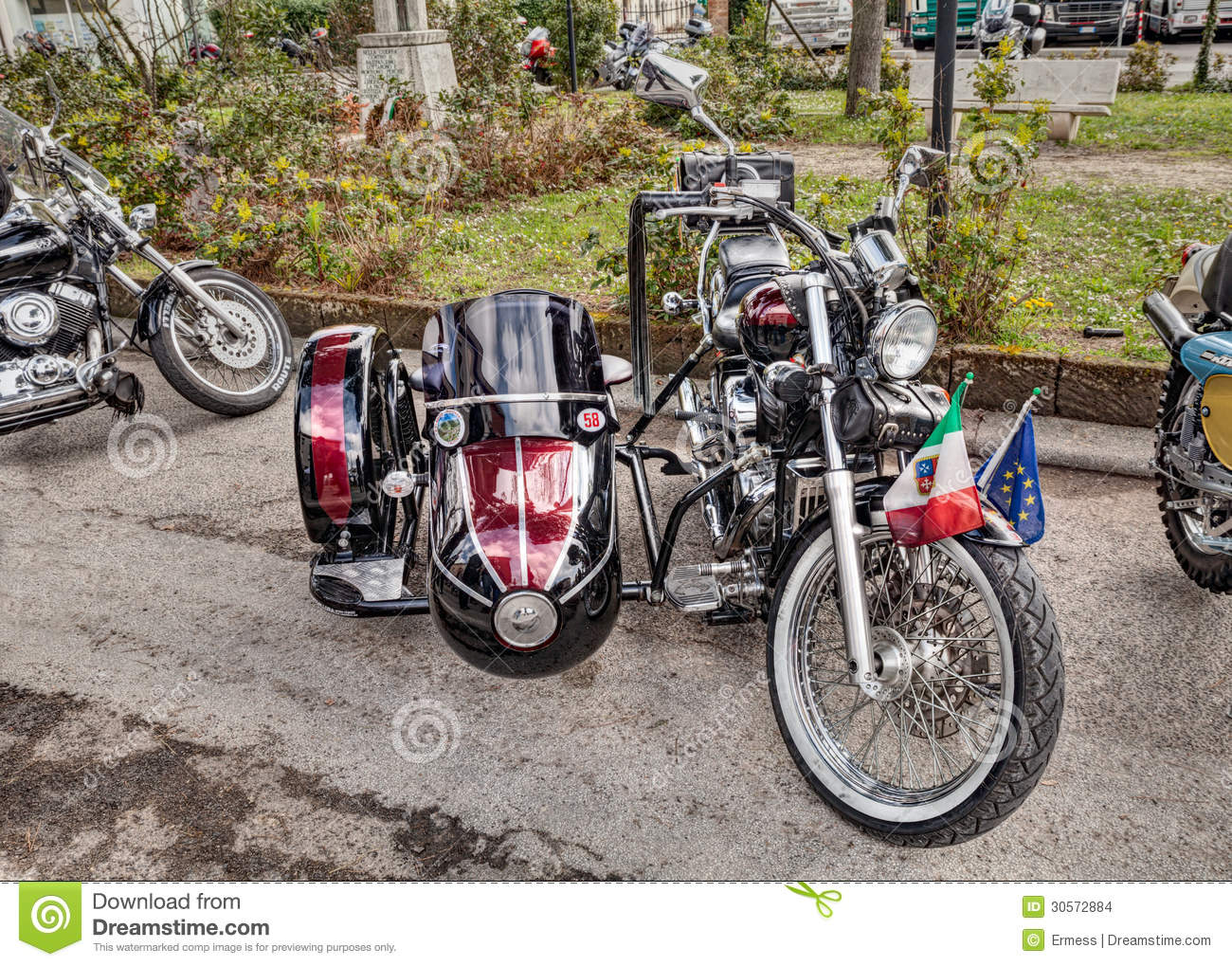 how to add a sidecar to a motorcycle