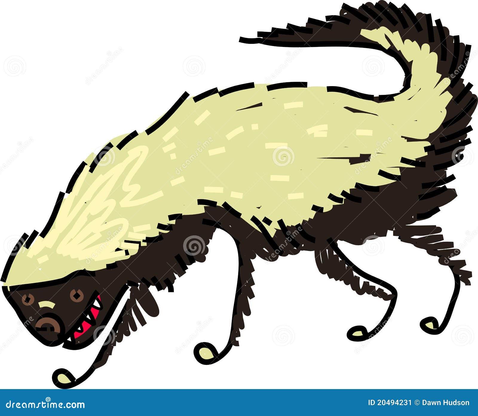 badger stock illustrations 1 178 badger stock illustrations rh dreamstime com badge clipart honey badger clipart