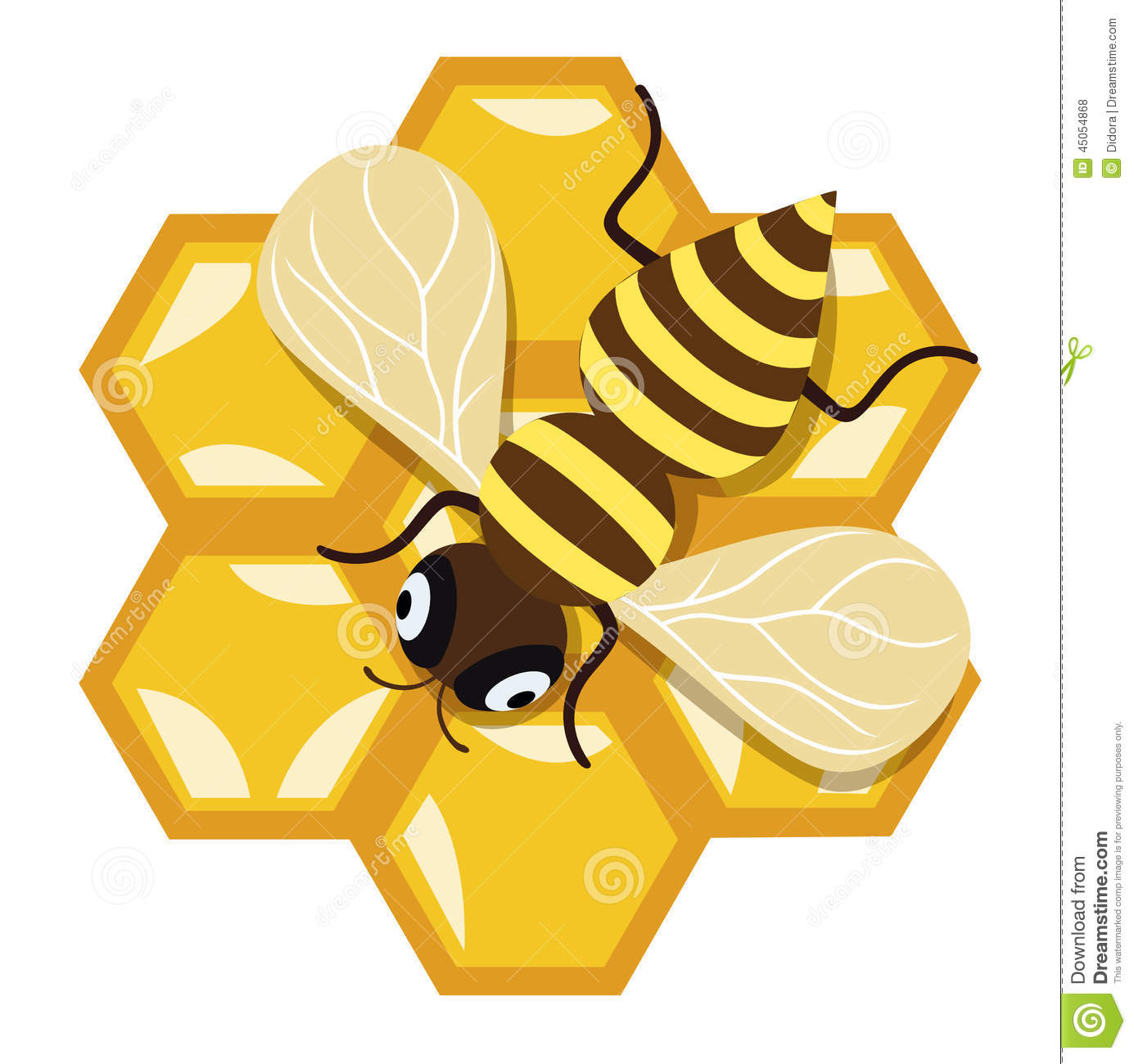 honey bee and honey comb flat design stock vector image Butterfly Silhouette Vector Heart Vector