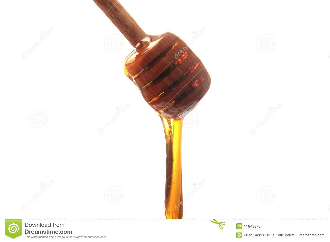 Honey Dripping Royalty Free Stock Image Image 11848376
