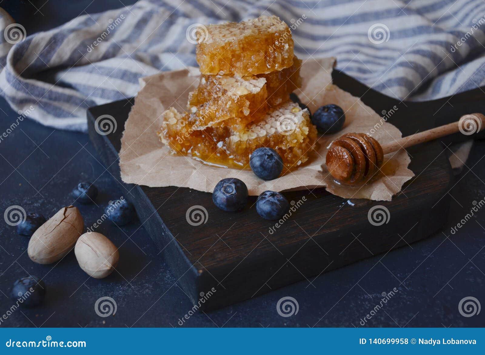 Honey Cake Stock Image Cartoondealer Com 38577391