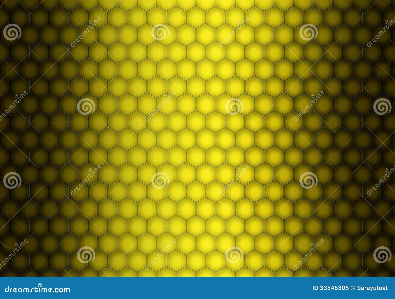 Honeycomb Pattern Royalty Free Stock Image - Image: 33546306