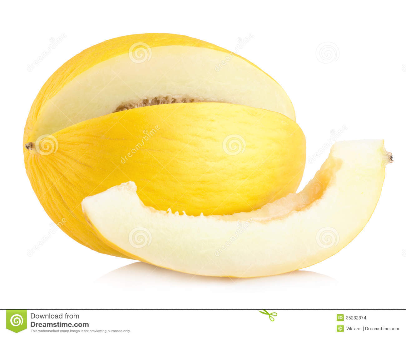 Honeydew Melon Stock Images - Image: 35282874