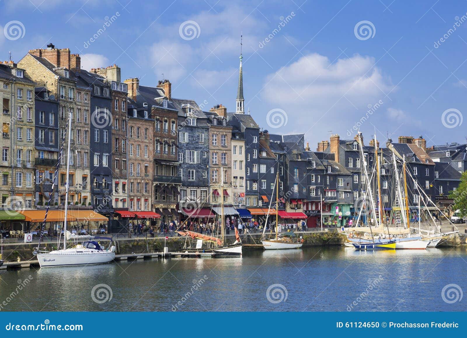 Honfleur Франции