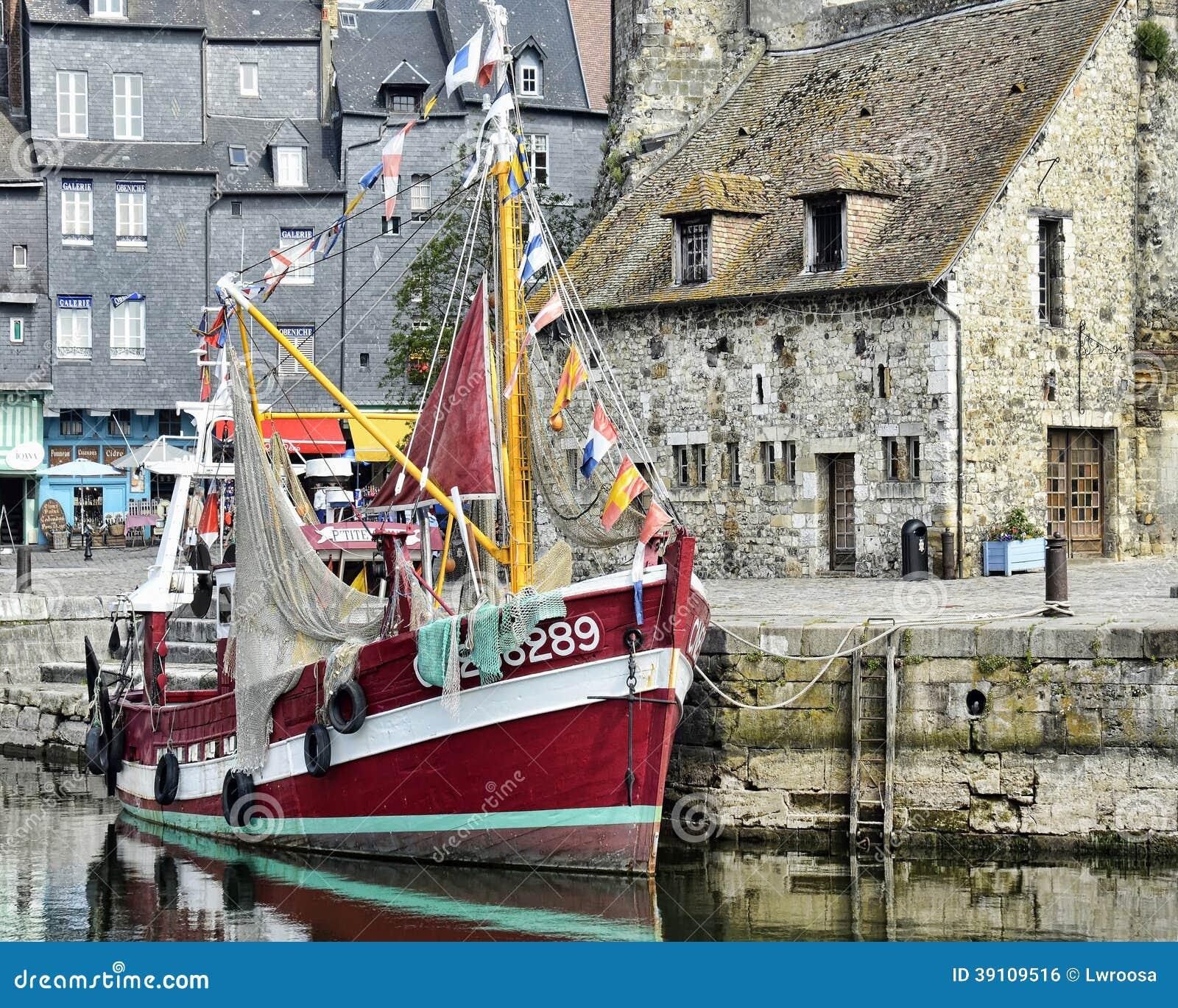 Honfleurboot