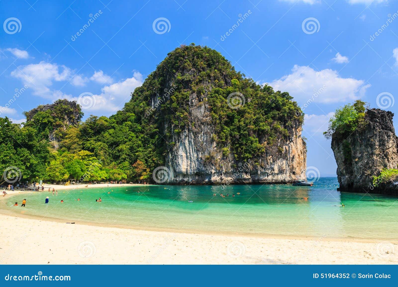 Hong Islands, Thailand Stock Photo - Image: 51964352