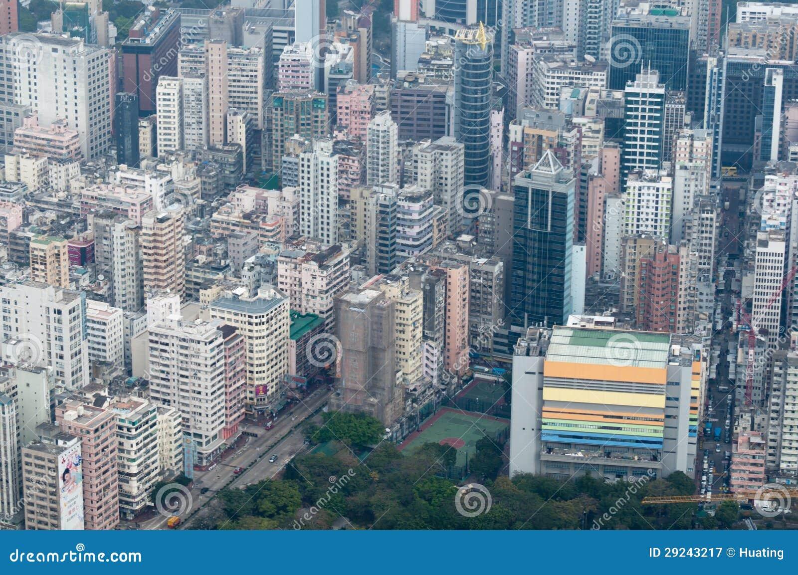 Download Hong Kong fotografia editorial. Imagem de hong, skyline - 29243217