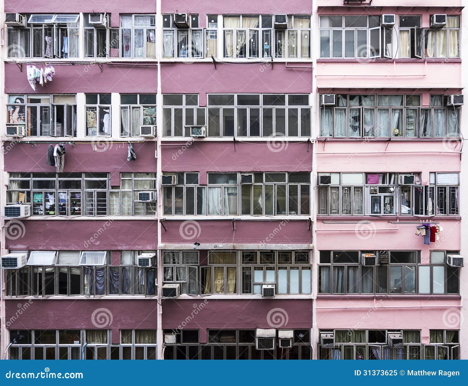 Apartment Design Shows Hong Kong Apartments Royalty Free Stock Photo Image