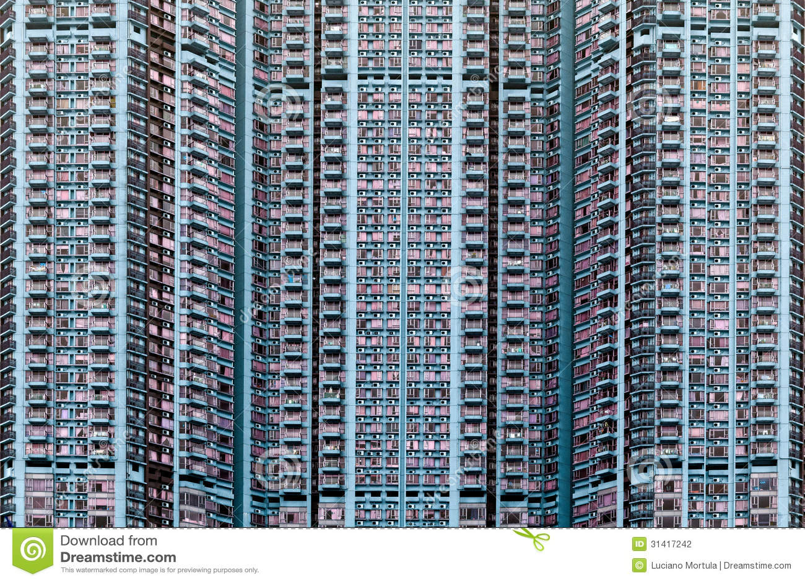 Hong Kong block.