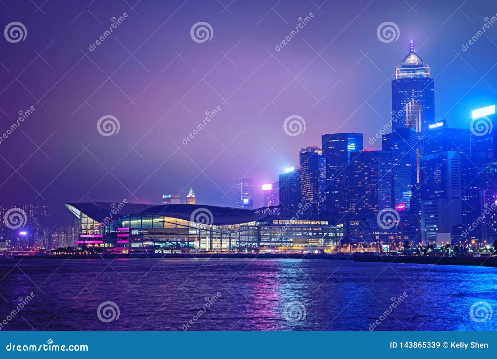 Hong kong centrali molo