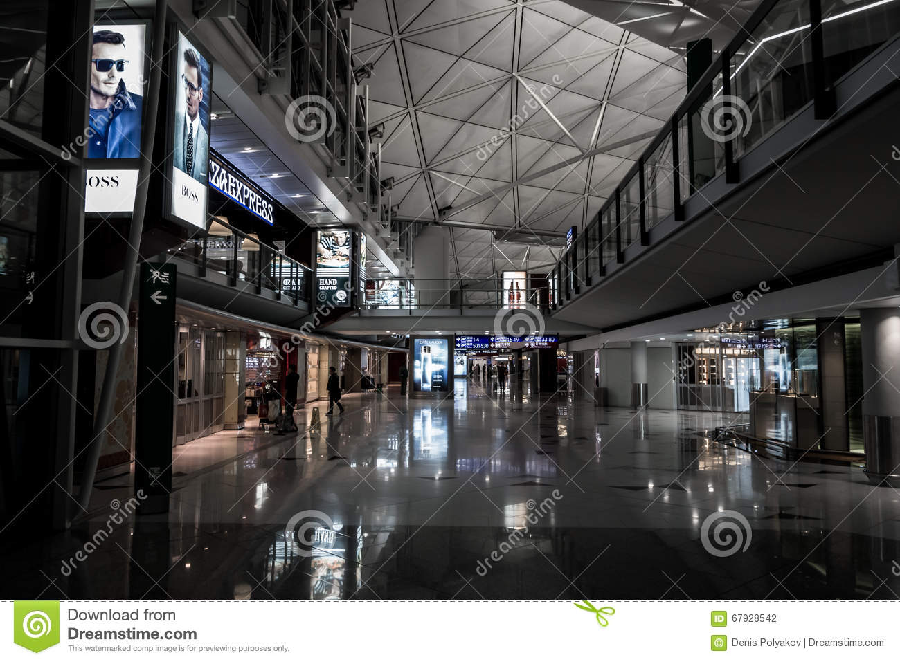 Airport Design that Links Style with Function