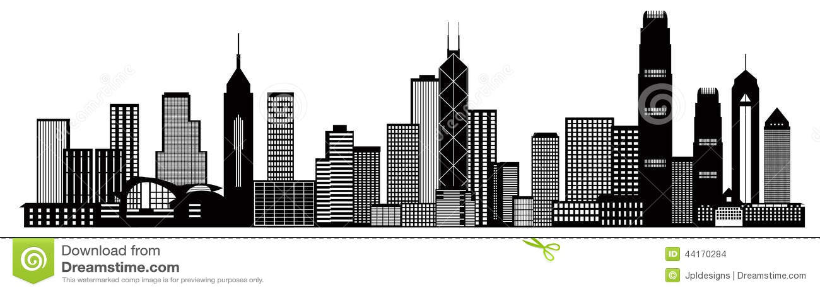 City Skyline Clipart