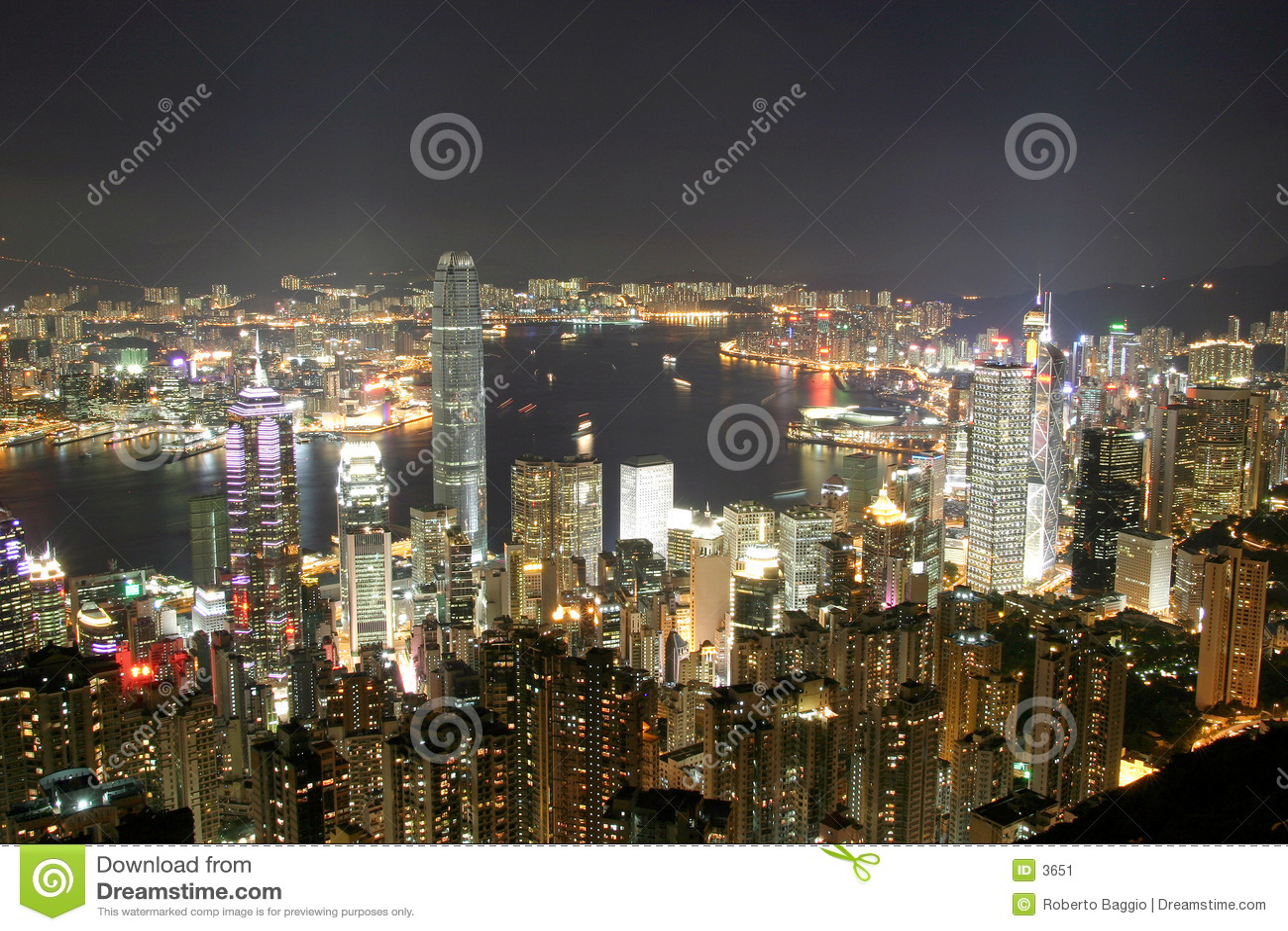 Hong-Kong del pico