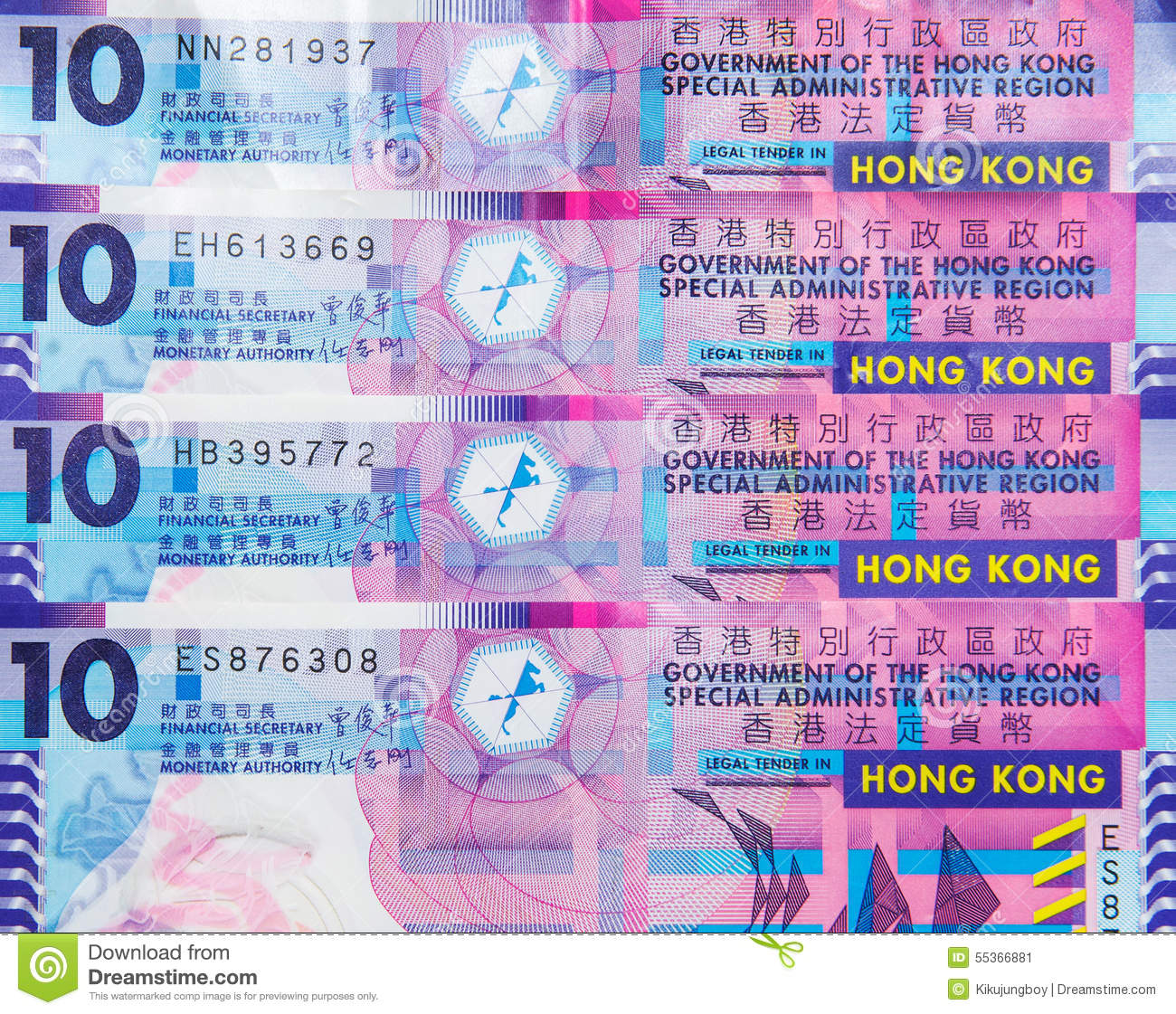 travel money hong kong dollar