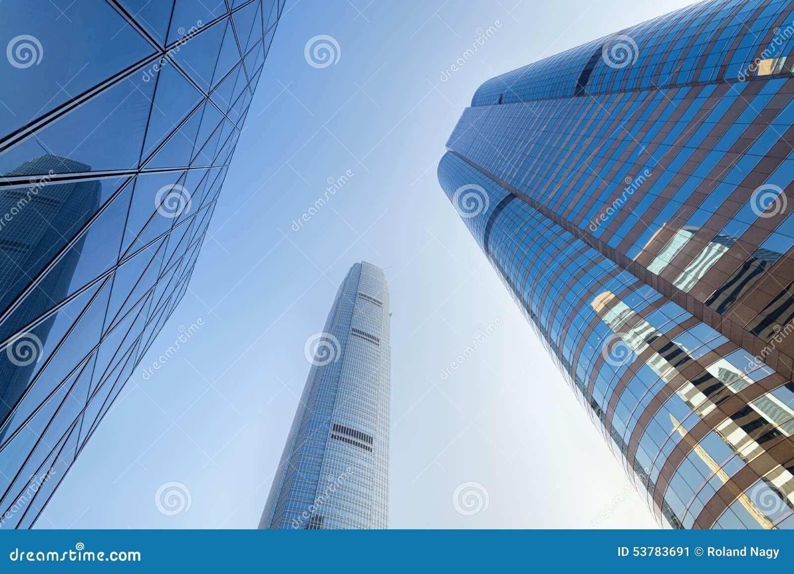 Hong Kong giełdy papierów wartościowych kwadrat
