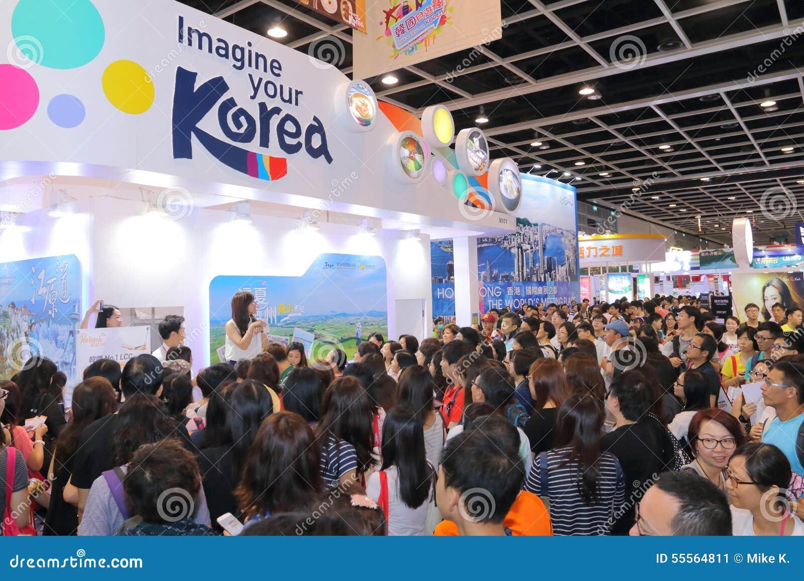 D Exhibition Hong Kong : Hong kong int l travel expo editorial photo image of event