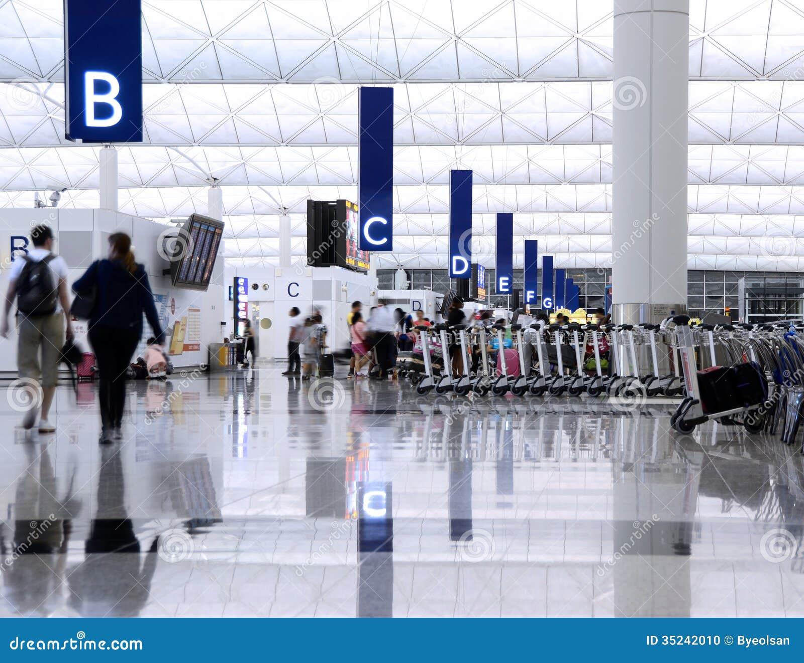 Hong Kong International Airport Editorial Image Image
