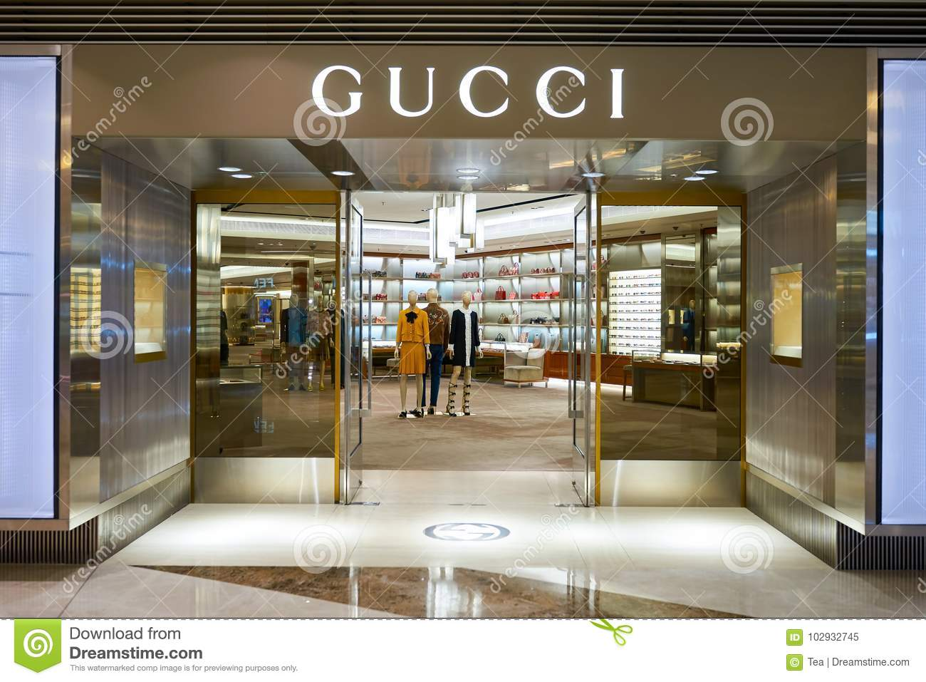 65ae947bda23a5 Elements Shopping Mall editorial image. Image of gucci - 102932745