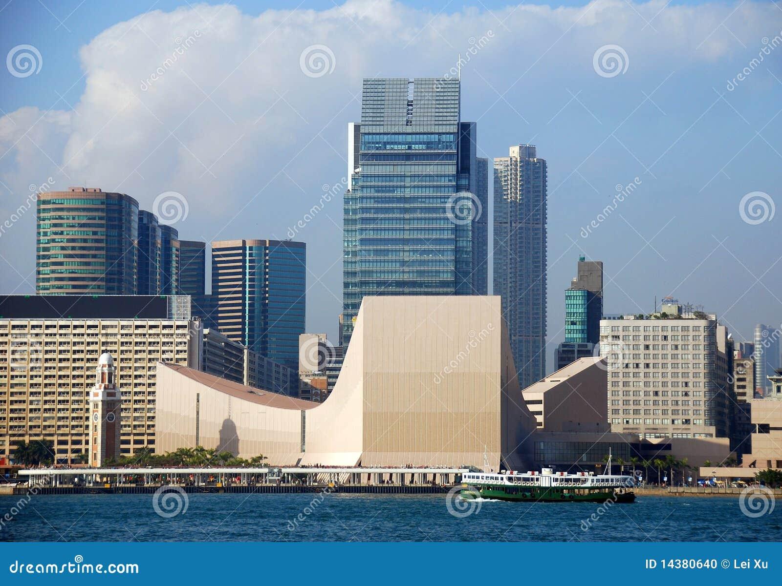 Hong Kong: Kulturelle Mitte