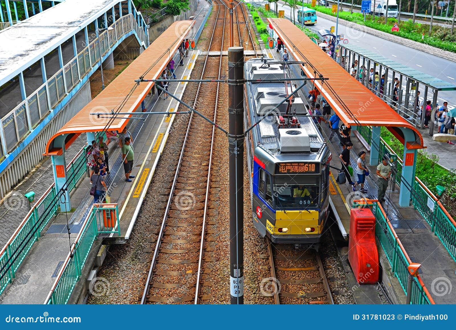 Light Speed Time Travel Train