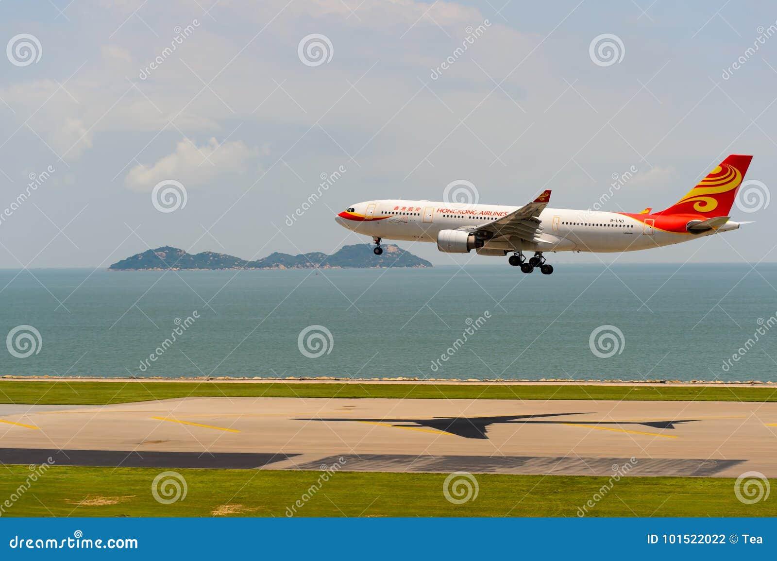 Hong Kong linie lotnicze
