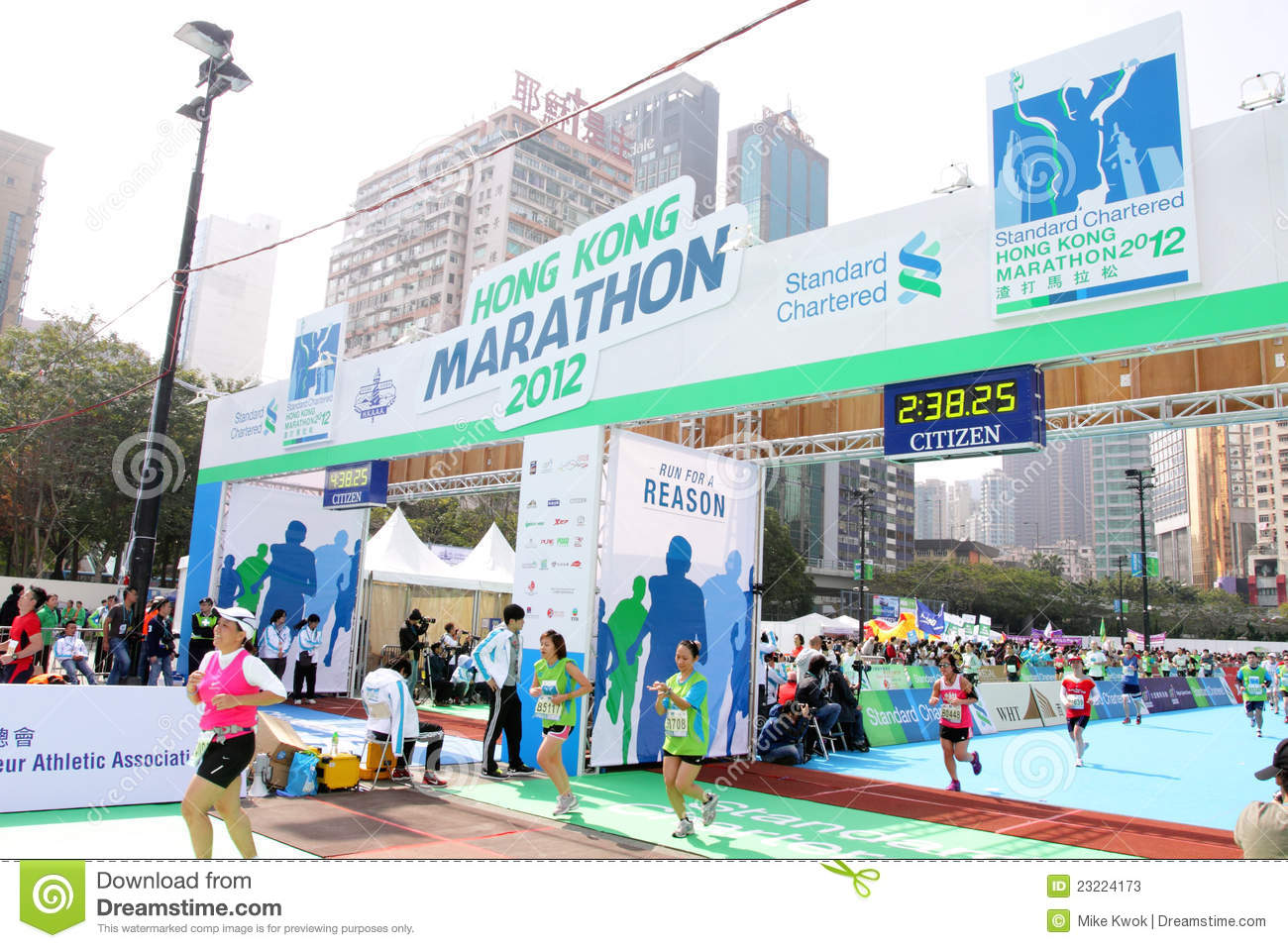 Results, Photos and Videos: 2017 Standard Chartered Singapore Marathon