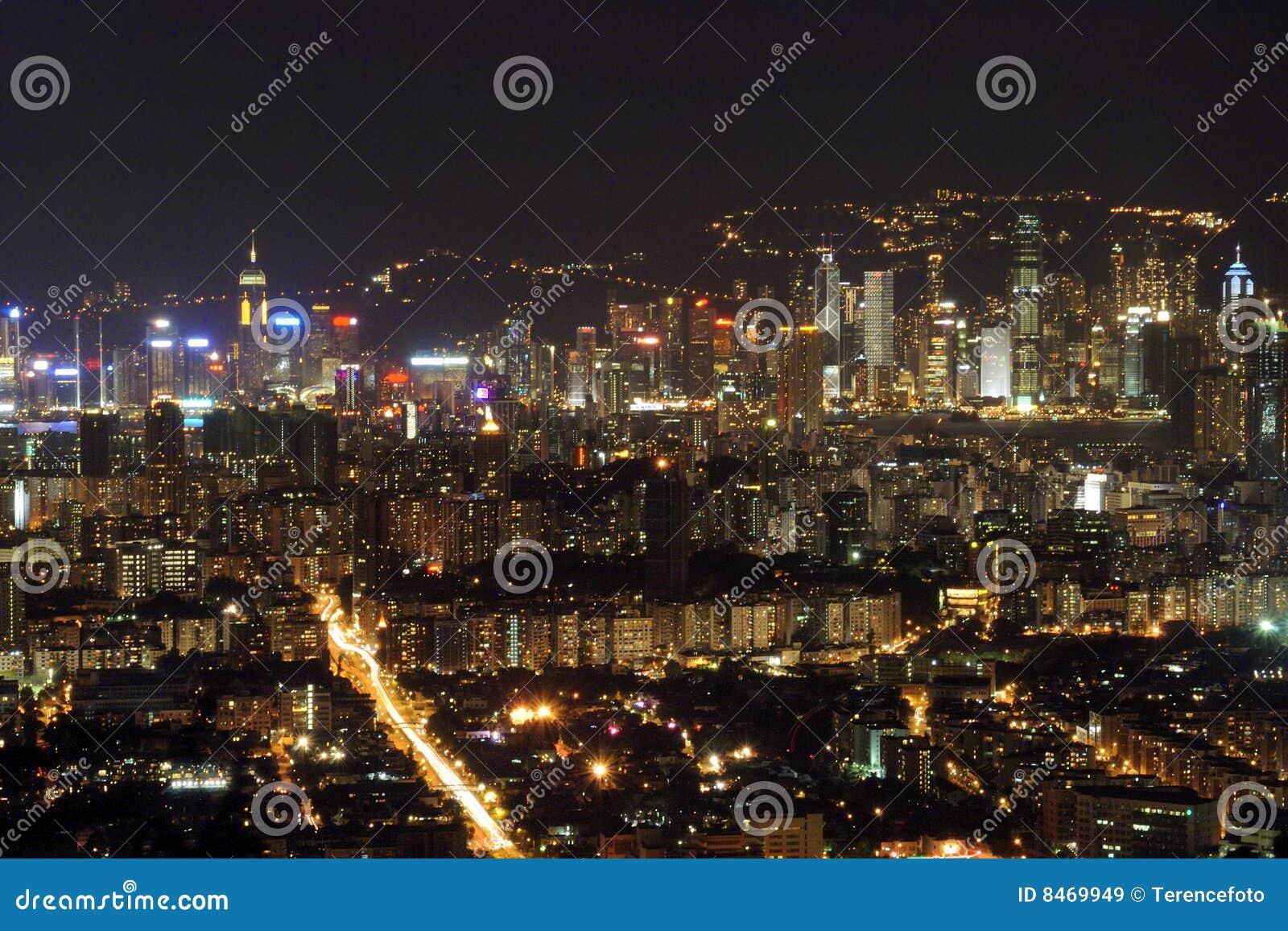 Hong Kong natt