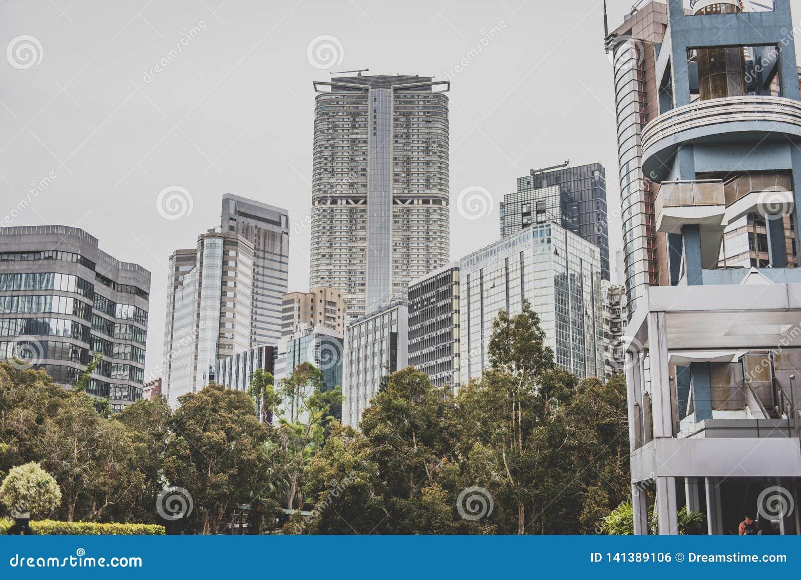 Hong Kong November 2018 - härlig stad
