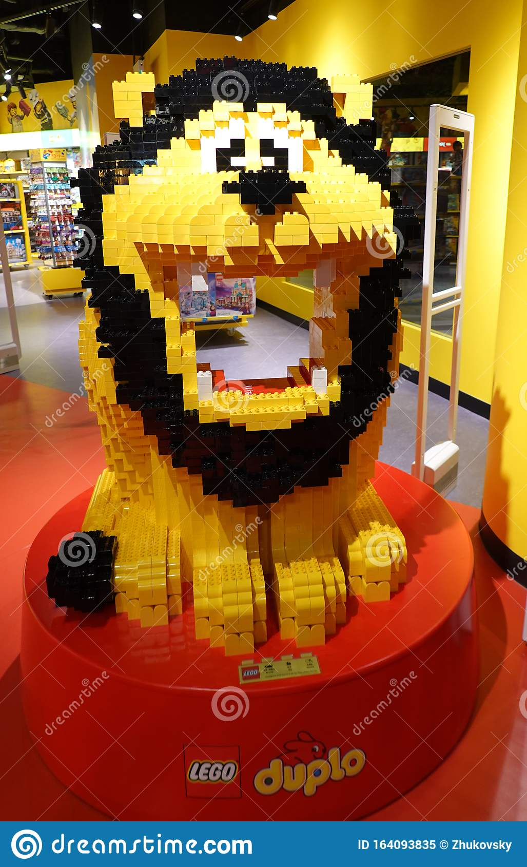 Legoland Discovery Centre In K11 Musea Shopping Mall In ...