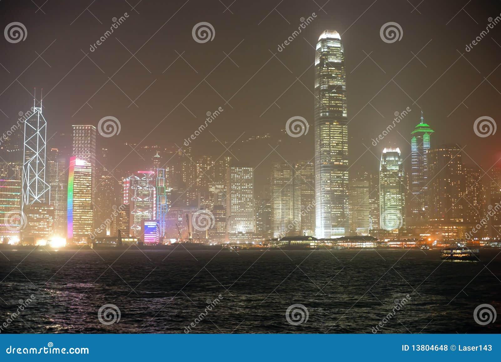 Hong Kong s amazing skyline