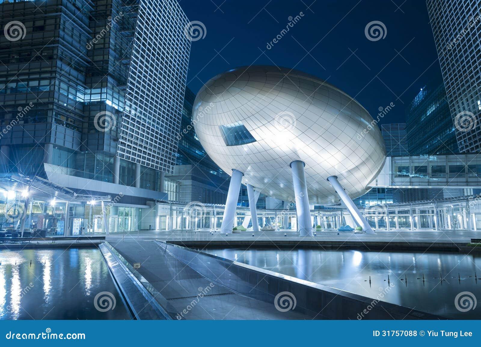 Hong Kong Science et parcs technologiques