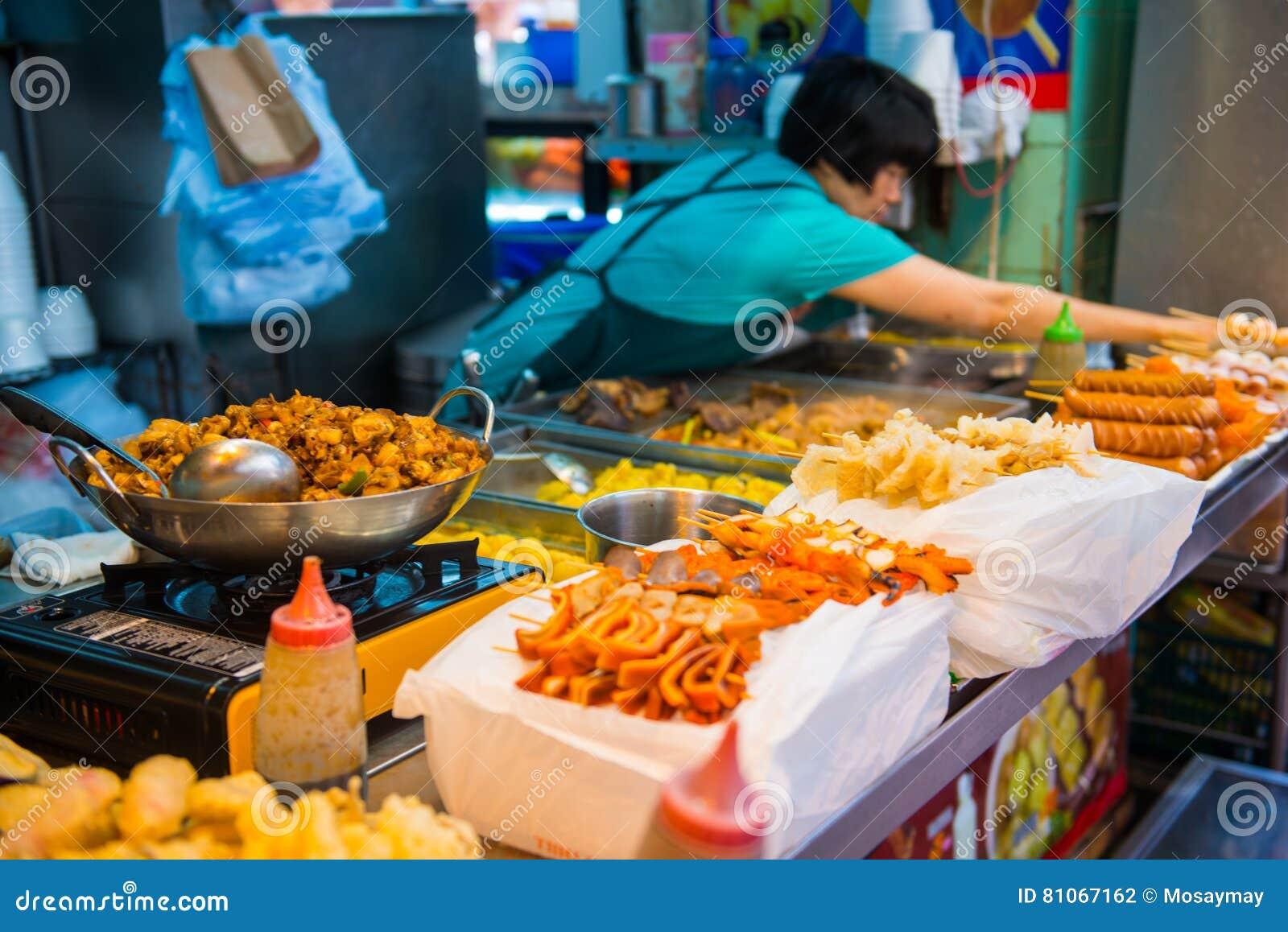 Hong Kong Keuken : Hong kong september hong kong straatvoedsel bij voedsel
