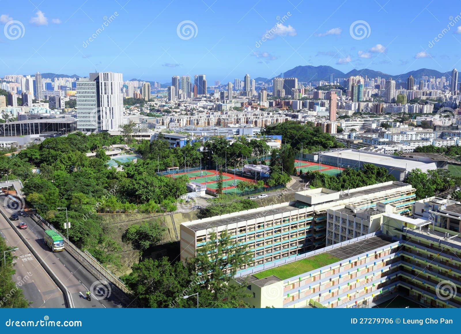 Hong Kong stad