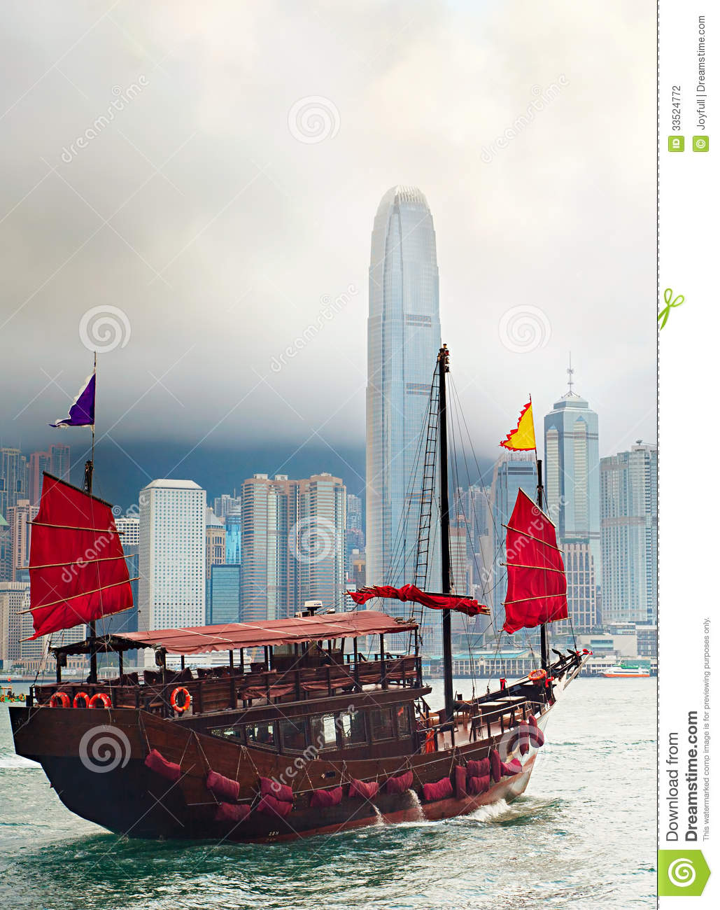 Hong Kong traditionell