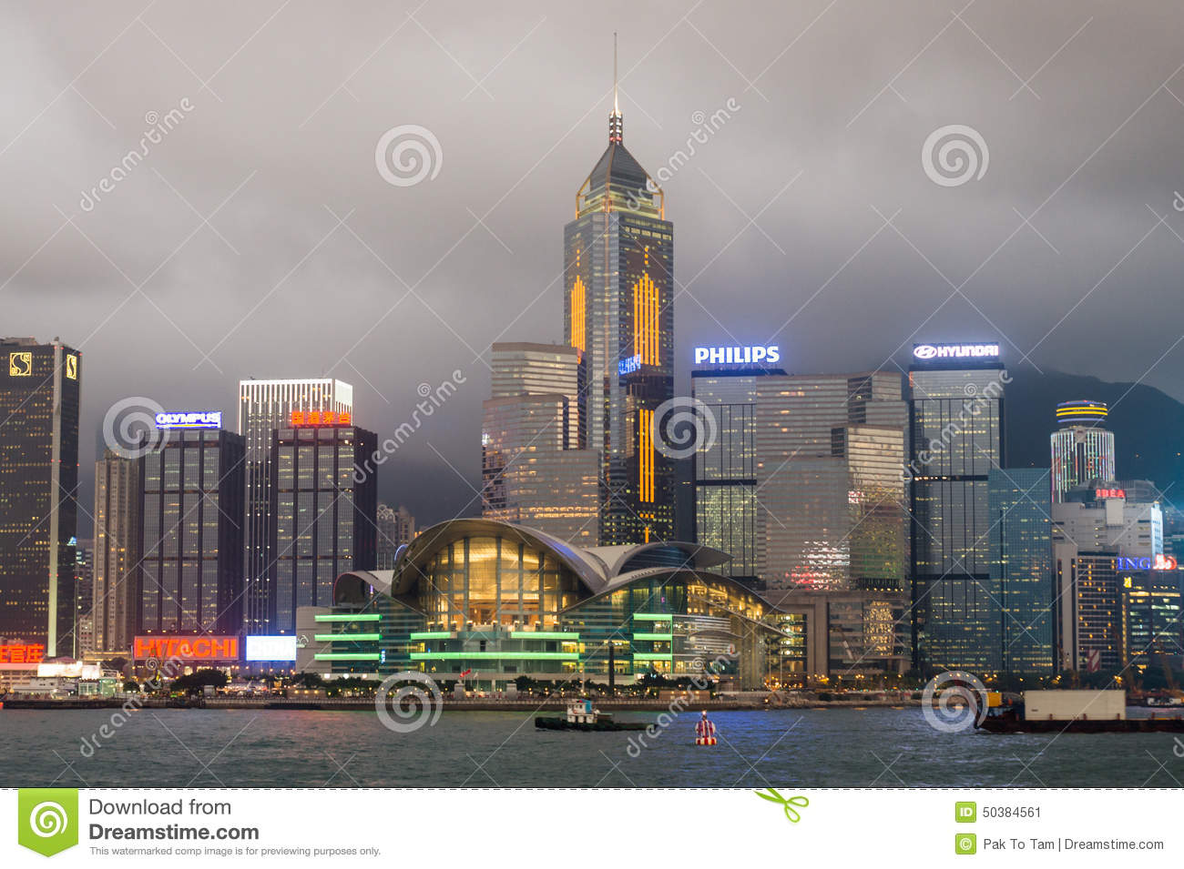 how to go victoria harbour hong kong