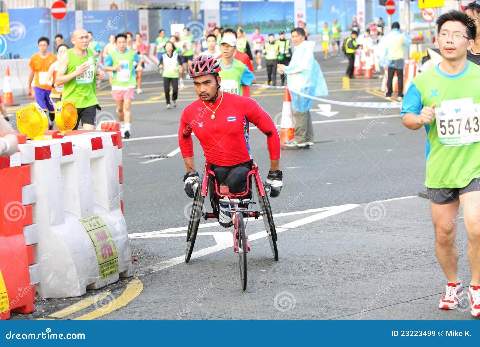 Hong- Kongmarathon 2012