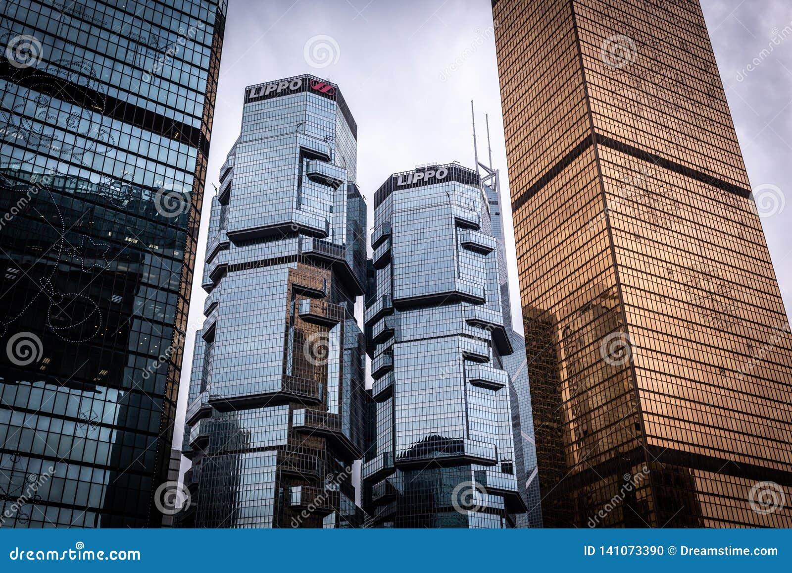 Hong kongu architektury