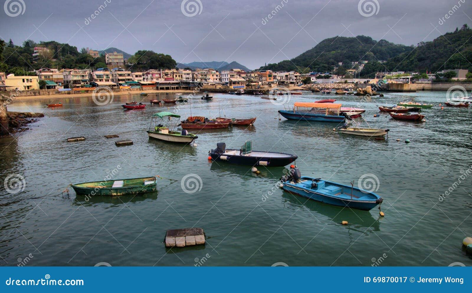 Hong wyspy kong lamma