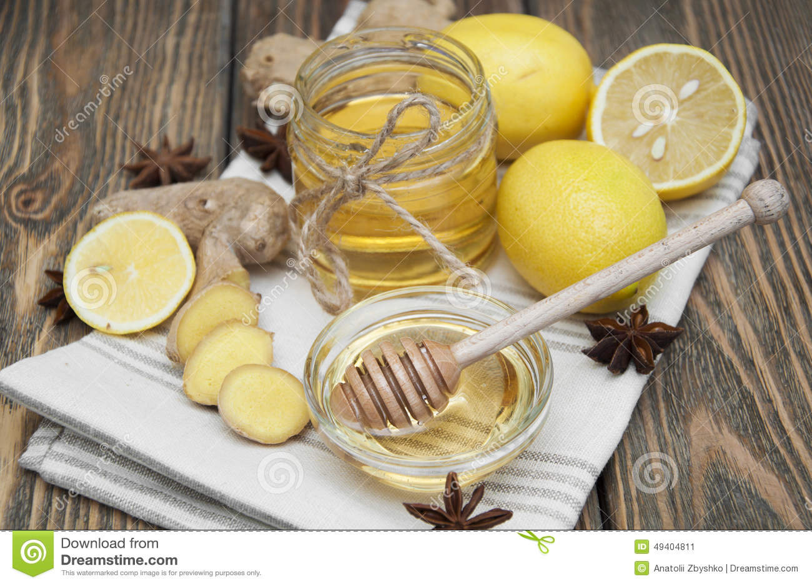 Download Honig stockbild. Bild von frühstück, zitrusfrucht, medizin - 49404811
