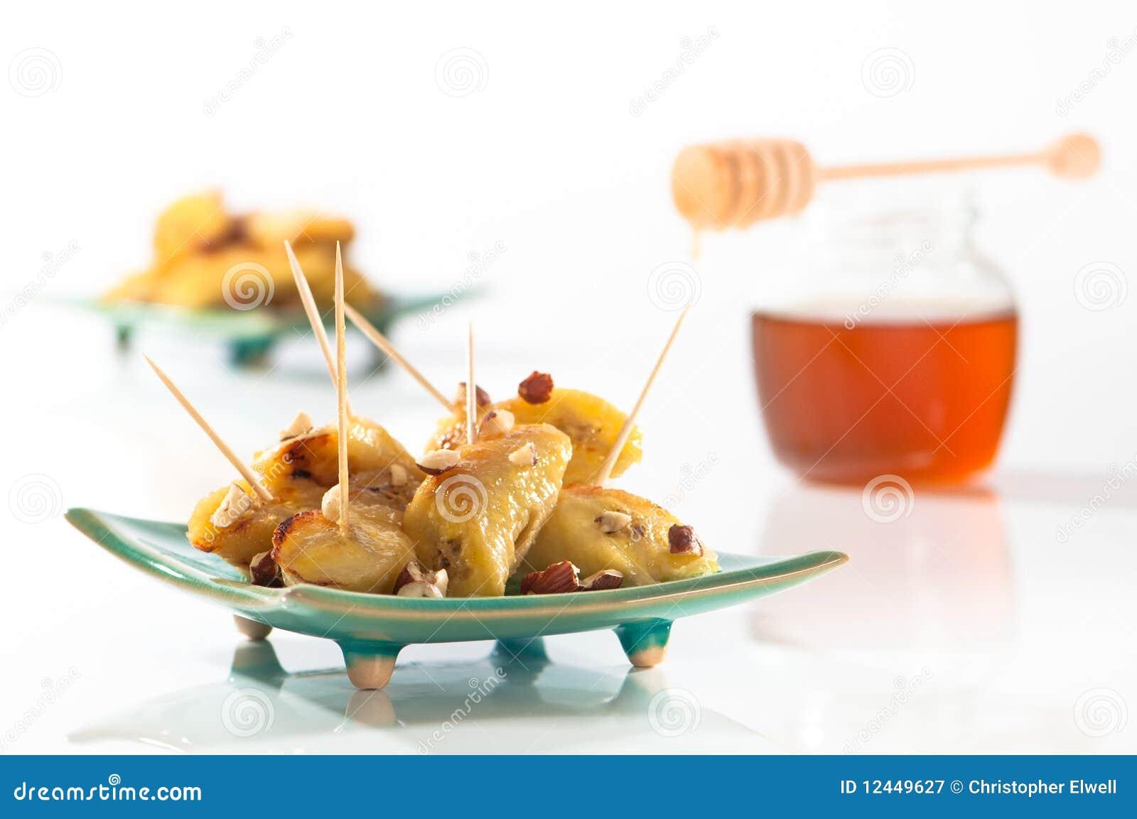 Honig-Bananen